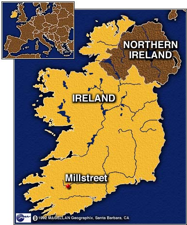 CNN - Ireland marks 150 years since Great Potato Famine - June 1, 1997