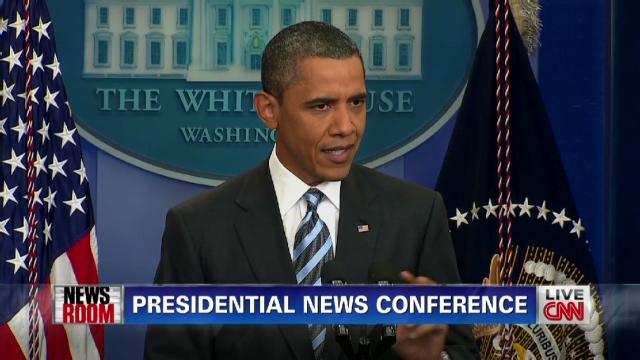 Obama: No somos Grecia ni Portugal