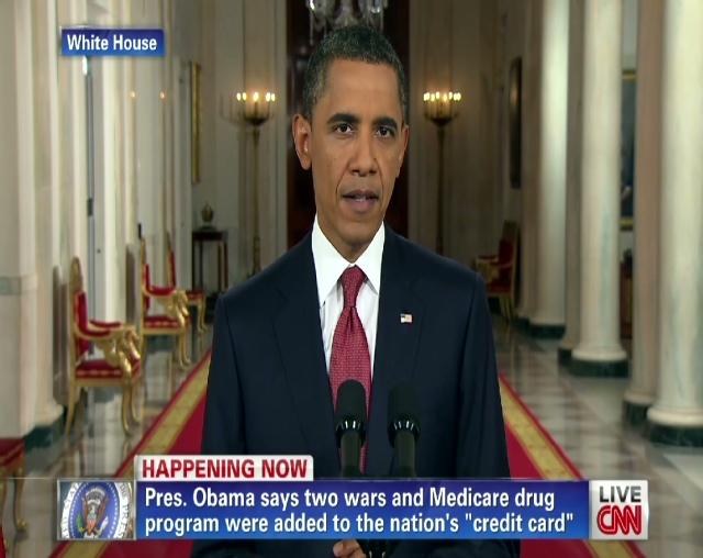 Obama pide la presión popular para lograr un acuerdo sobre la deuda